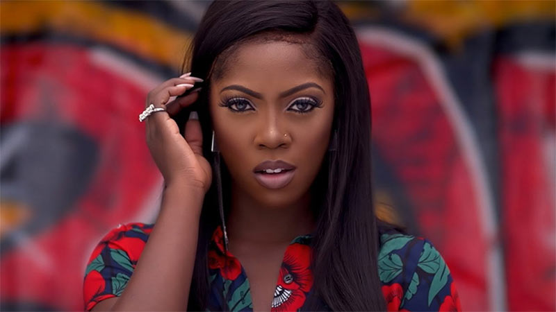 I'm very happy - Tiwa Savage reacts to marriage split