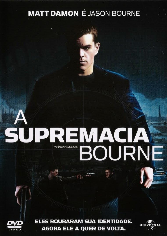 Poster do filme A Supremacia Bourne