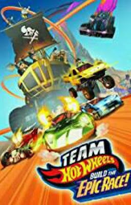 Team Hot Wheels La Carrera Extrema 2018 Custom HD Latino