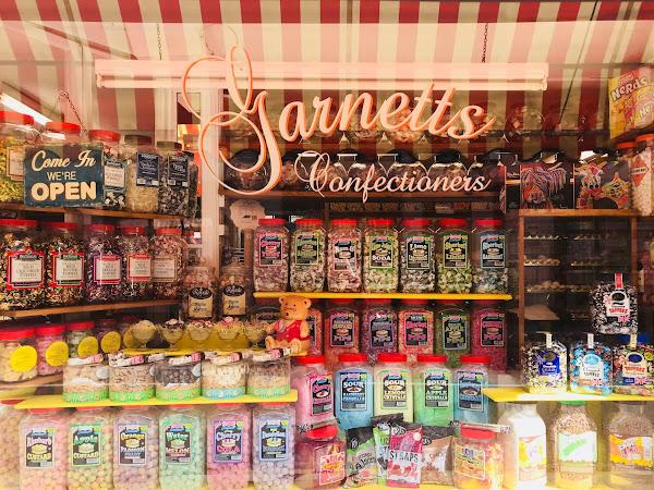 Sweet! Market Rasen has The Best Sweet Shop!