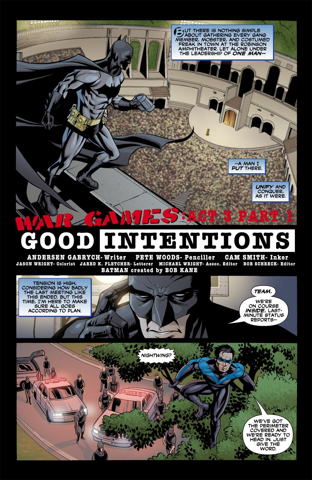 Detective Comics (1937) 799 Page 3