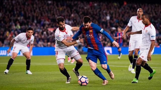 Barça 6 - 1 Sevilla: Is a Complete Trash