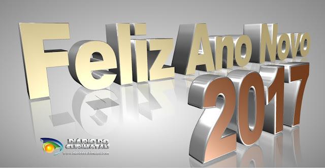 Já estamos em 2017, Feliz Ano Novo