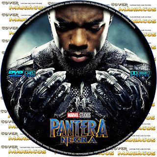 GALLETA PANTERA NEGRA - BLACK PANTHER 2018