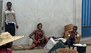 An African Woman is A Multi-Functional Human Species