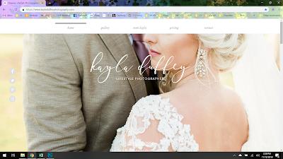 https://www.kayladuffeyphotography.com/ | Newnan Web Design | Tiffanie Teel