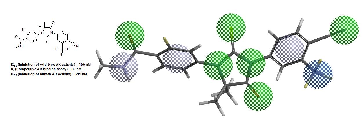 androgen receptor inhibitor - pictures photos