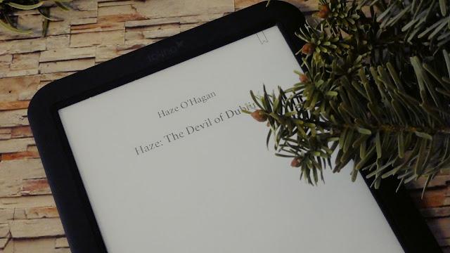 The Devil Of Dublin by Haze O'Hagan