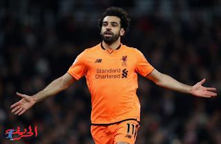 محمد صلاح يحقق أعلى معدل لتسجيل الأهداف في تاريخ ليفربول