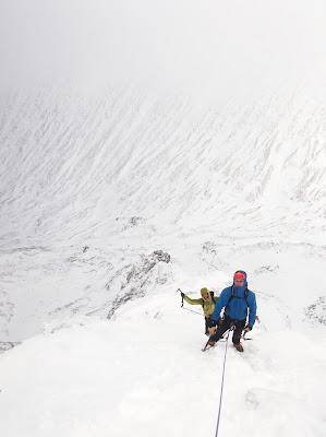 Tower ridge, Ben Nevis