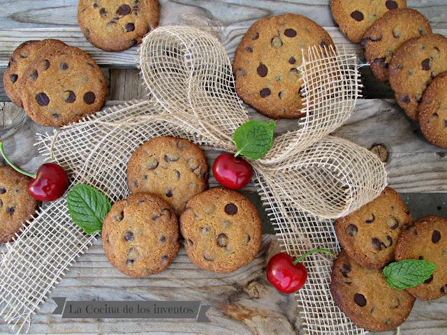 """""""cookies"""" De Chocolate {receta Mey Hofmann}"""