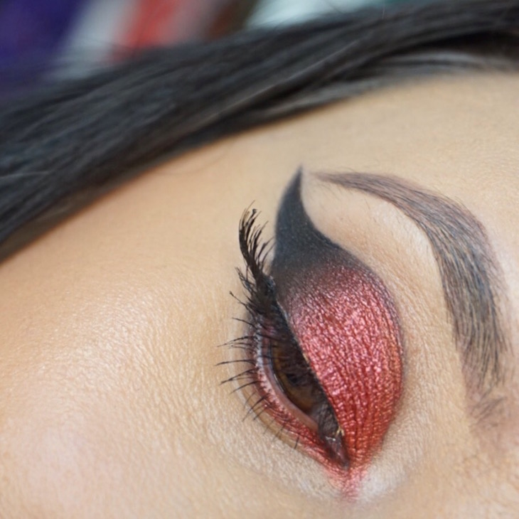 Deep-Red-To-Black-GRADIENT-Vivi-Brizuela-PinkOrchidMakeup