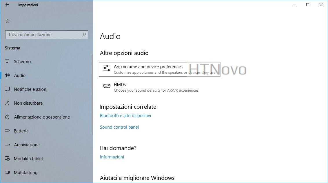 Audio-app