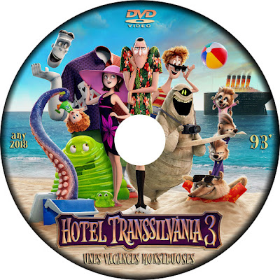 Hotel Transsilvània 3 - Unes vacances monstruoses - [2018]