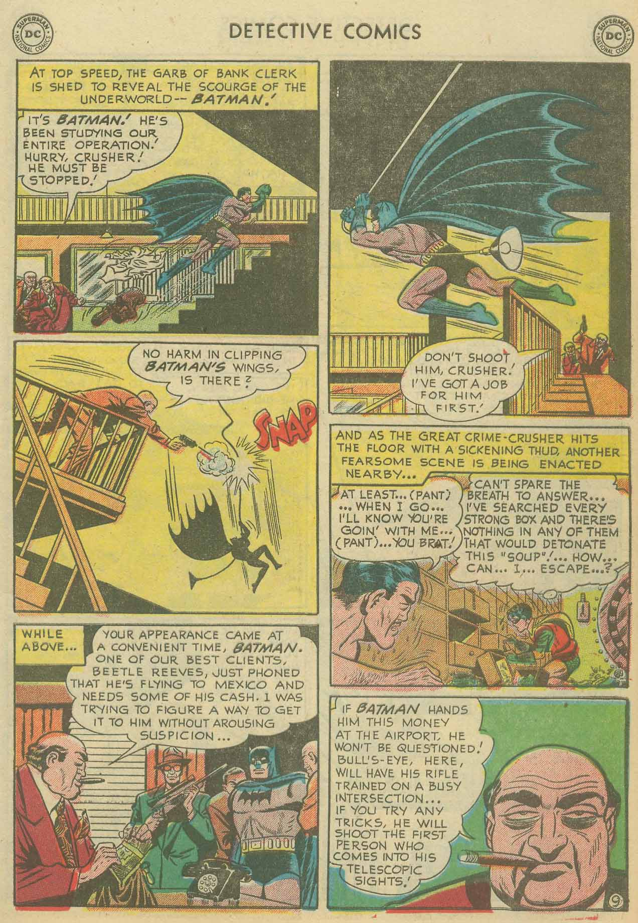 Read online Detective Comics (1937) comic -  Issue #175 - 11