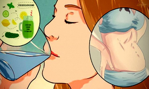 Drink This Before Going to Bed, It Will Melt Your Fat During The Night