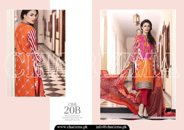 Winter New Year Women�s Collection 2016 by Charizma