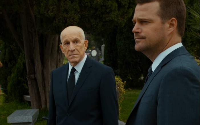 """NCIS: Los Angeles - Glasnost - Review: """"A Son's Disappointment & Father's Love"""""""