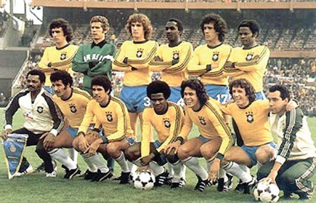 futebol seleção brasileira