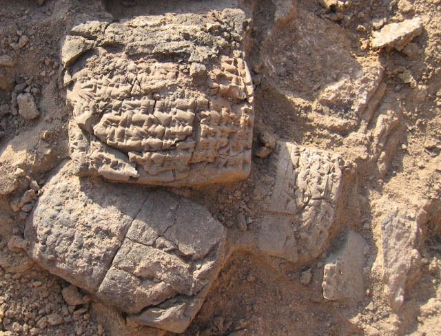 Haft Tappeh: the Elamite city of Kabnak