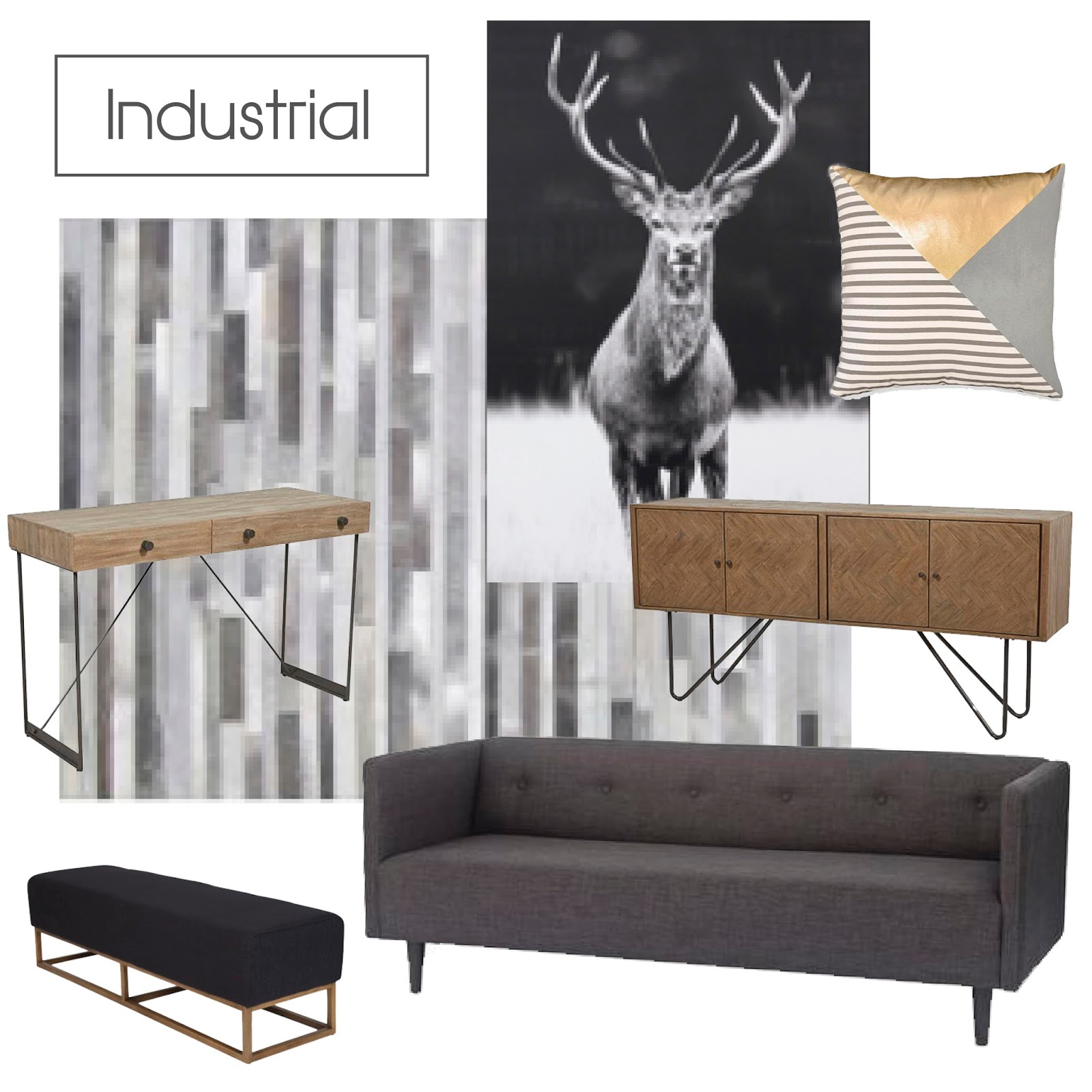 What Style Are You Interior Design Can Be Described As A Warehouse Look That Showcases Neutral Tones And Exposes Structural