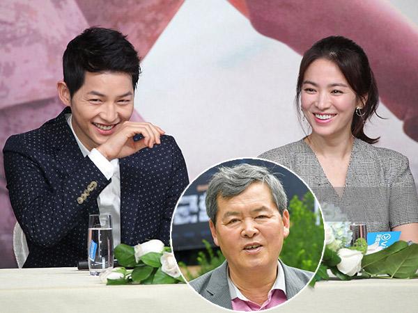 Setelah Song Jong Kii Dan Song Hye Kyo Menikah, Ayah Song Jong Kii Ungkapkan Perasaanya