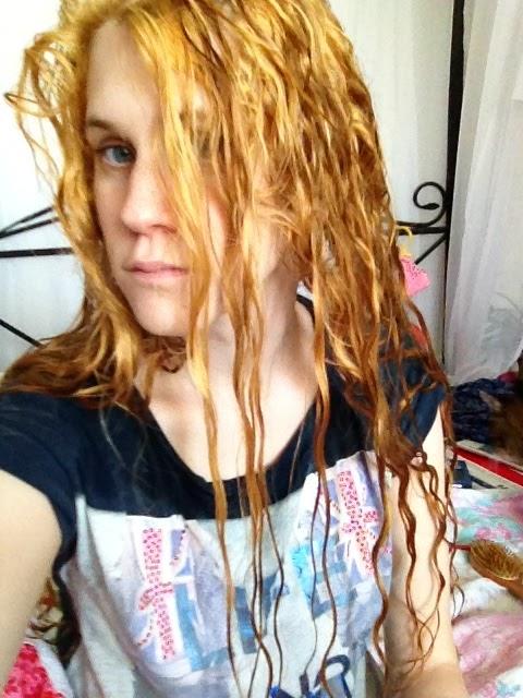 Sonnendufts Blog Haare Selber Blondieren Fail