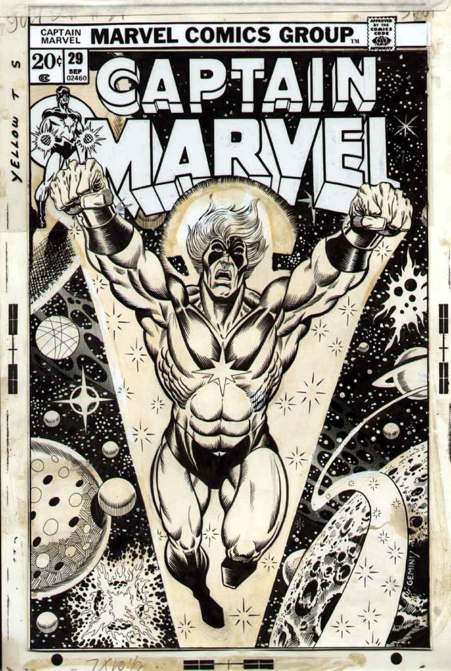 captain marvel 29