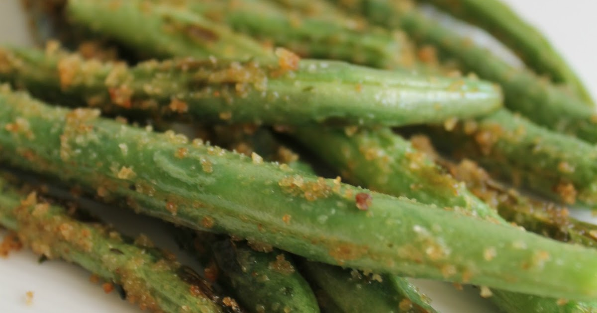 cook and craft me crazy fresh crumb green beans. Black Bedroom Furniture Sets. Home Design Ideas