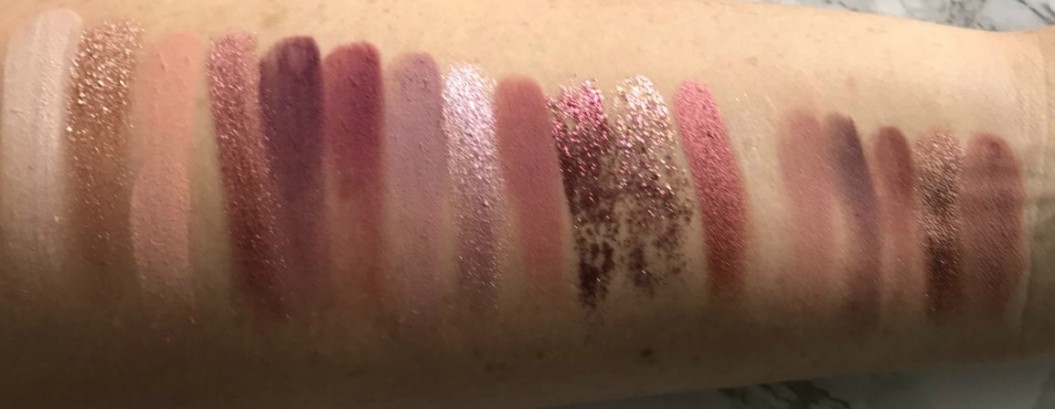 Huda The New Nude Review & Swatches