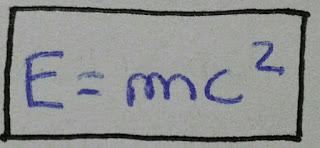 Equivalencia entre masa y energia