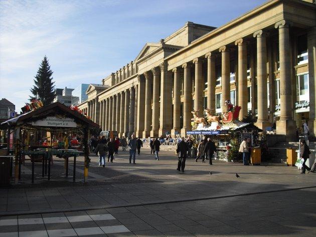 Wann Beginnt Der Weihnachtsmarkt In Stuttgart.Wege In Der Region Stuttgart über Den Stuttgarter Weihnachtsmarkt