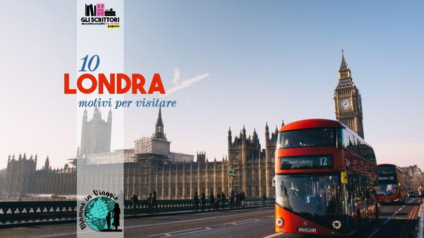 Londra: 10 motivi per visitarla coi bambini