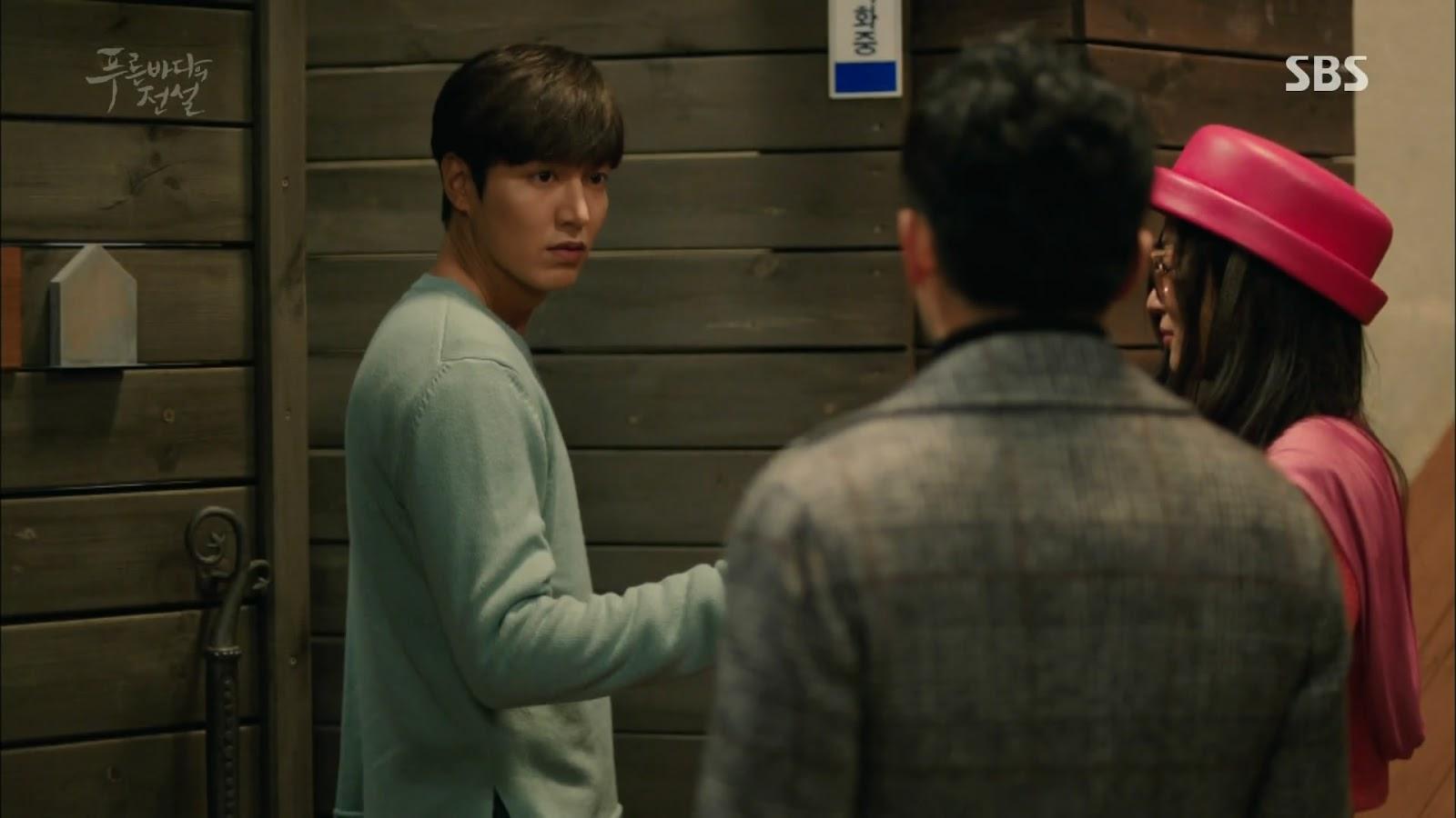 Screenshot Joon Jea has Jealous The Legend Of The Blu Sea (2016)  1080p Episode 07 - www.uchiha-uzuma.com