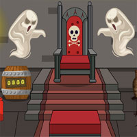 Play GenieFunGames Genie Vampire House Escape