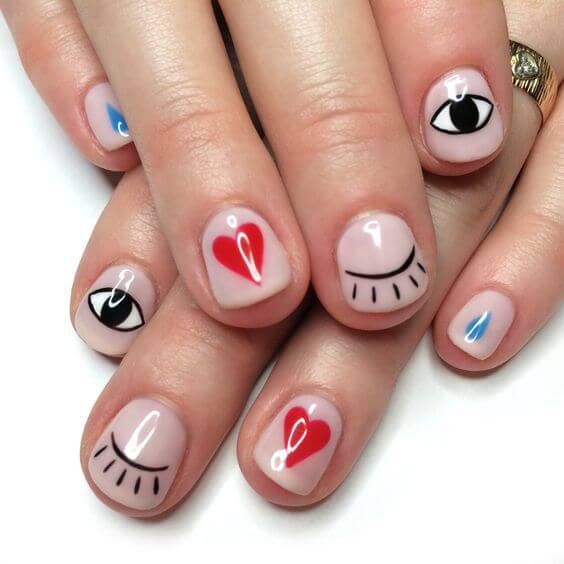 8 Creative Nail Art That You Absolutely Have to Try! - Creative ...