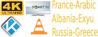 Arabic ZEE France CINE+ Albania KINO Greece Russia