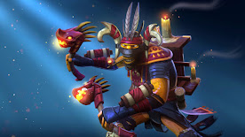 Shadow Shaman DOTA 2 Wallpaper, Fondo, Loading Screen