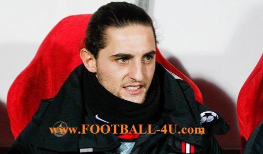 Mercato , PSG , Adrien Rabiot , Juventus , Manchester United , PSG , Football-4u