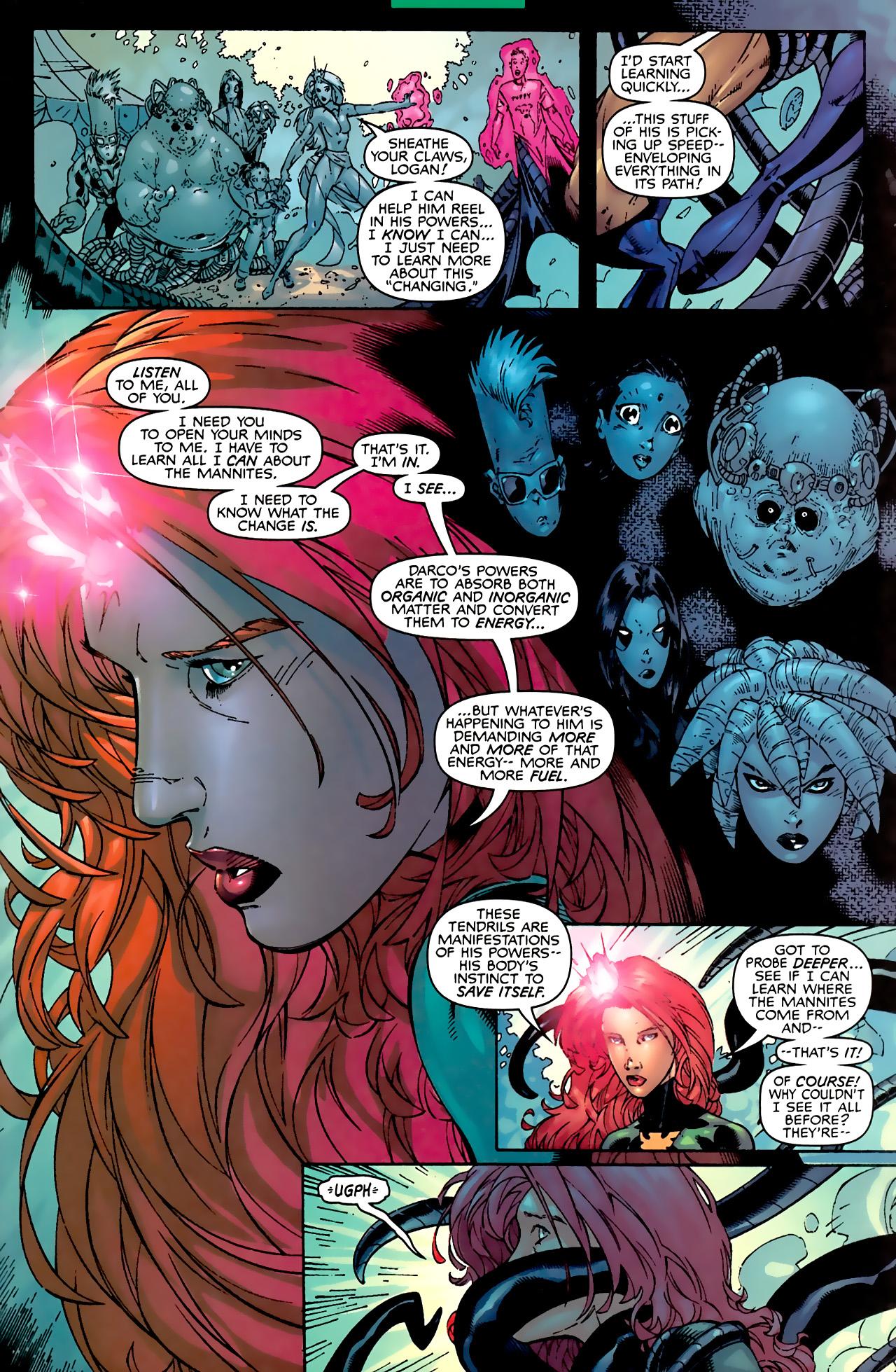 Read online Astonishing X-Men (1999) comic -  Issue #2 - 14