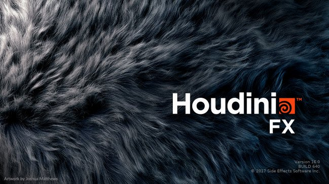 SideFX Houdini FX 16 5 536 Full Version - MZ COM