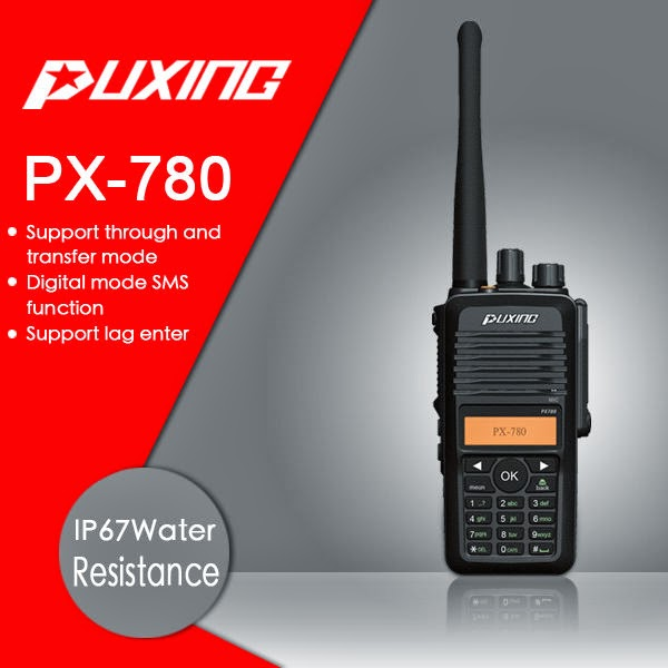 Radiosification: New DMR radios from Puxing