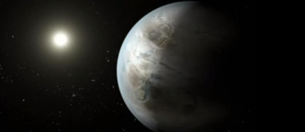 Kepler-452b planeta parecido a la tierra