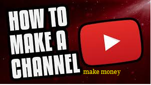 how to create youtube channel for business