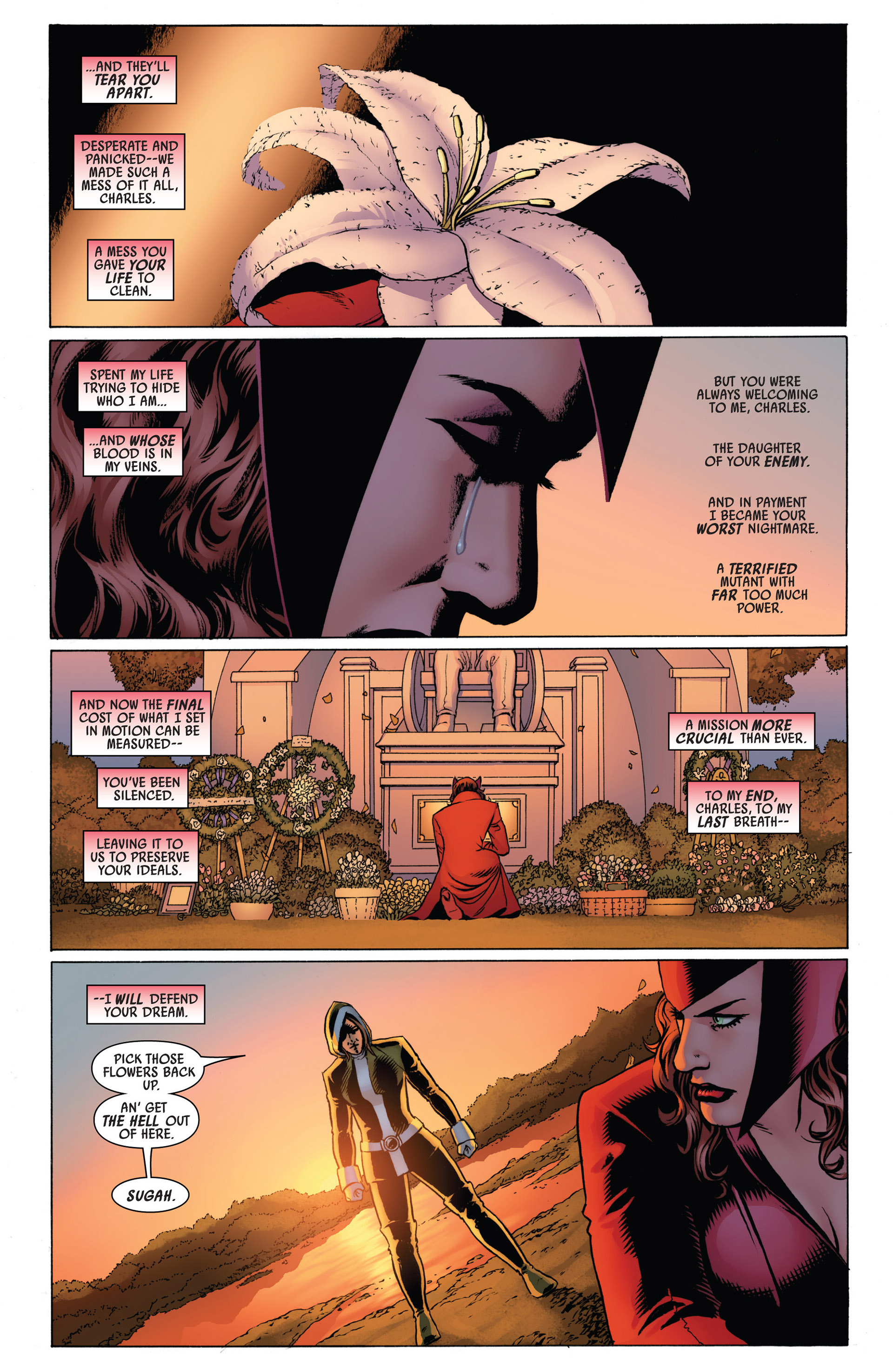 Read online Uncanny Avengers (2012) comic -  Issue #1 - 15