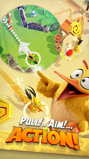 Angry Birds Action! v1.9.1 Mod Apk