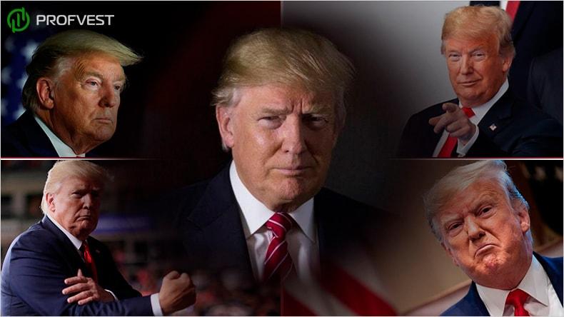 Дональд Трамп биография и состояние
