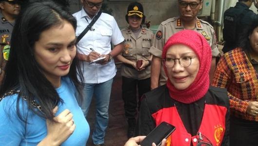 Hakim Tolak Penangguhan Penahanan Ratna Sarumpaet