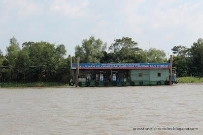 riverside gas station