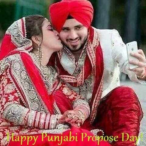 Punjabi Propose Day Quotes